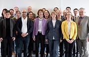 Mitglieder und Gäste der 8. Sitzung des AK MÜ Bau
