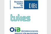 Logos: DIBt, Tukes, OIB